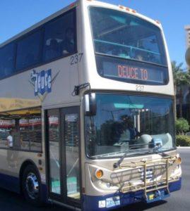 DEUSE バス